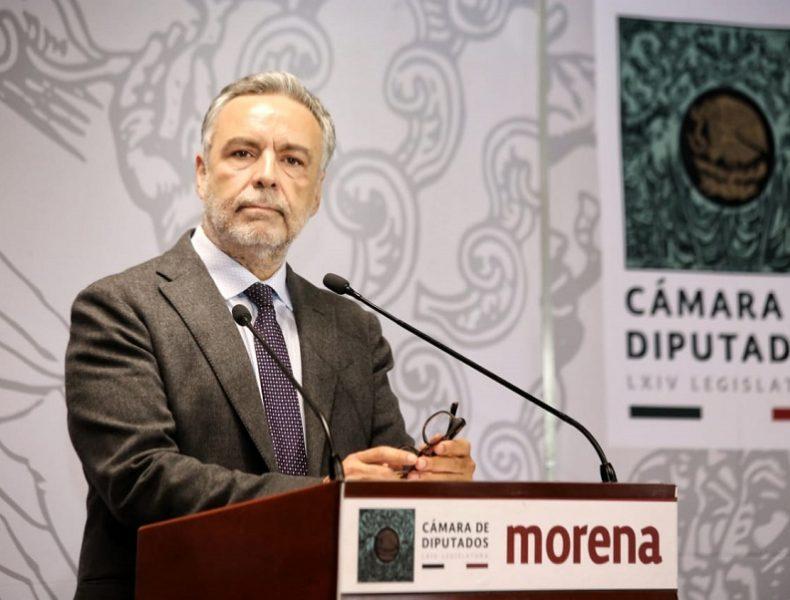 La reforma en materia de subcontratación representará un avance en materia fiscal y laboral: Alfonso Ramírez Cuéllar
