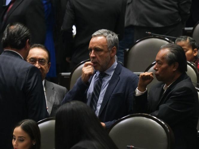 """Ramírez Cuéllar pide que la Ley Banxico no salga """"por la vía rápida"""" (Forbes)"""