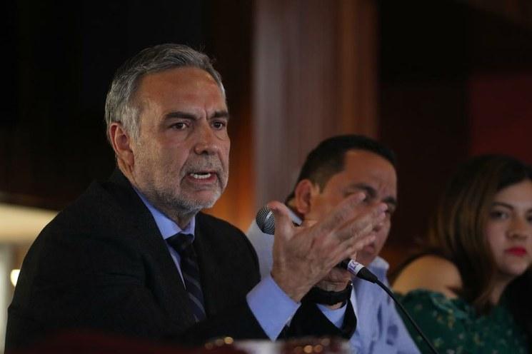 Ramírez Cuéllar urge a destinar 11 mil 519 mdp extra para regreso a clases presenciales
