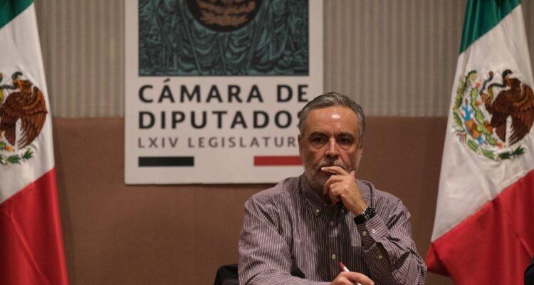 Ramírez Cuéllar se reincorpora a la Cámara de Diputados, tras dirigir Morena