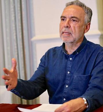 Ramírez Cuéllar llama a aprobar la iniciativa en materia de subcontratación laboral