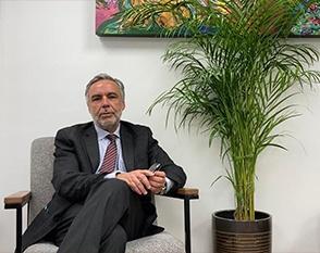 Ramírez Cuéllar exhorta a legisladores para aprobar la iniciativa sobre subcontratación laboral
