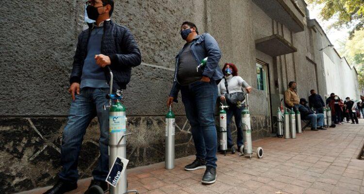 Alfonso Ramírez Cuéllar alertó por posibles prácticas monopólicas en el mercado del oxígeno medicinal por COVID-19 (infobae.com)